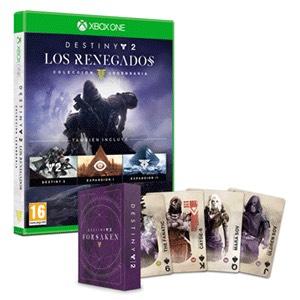 Destiny 2: Los renegados (Colección Legendaria) Xbox One, PS4 y PC
