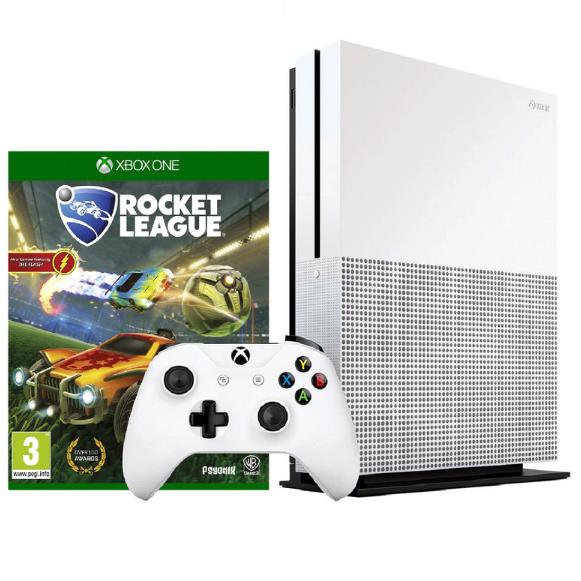 Xbox One S + Rocket League (A recoger)