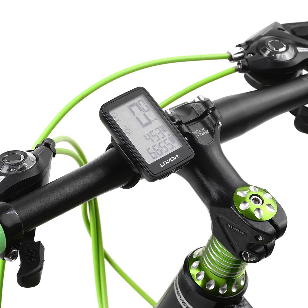 Ordenador recargable para ciclistas