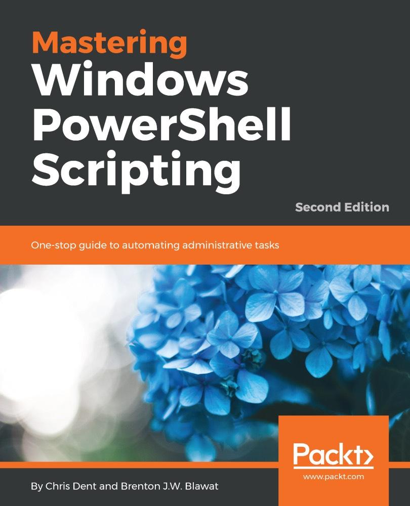 eBook Mastering Windows PowerShell Scripting GRATIS