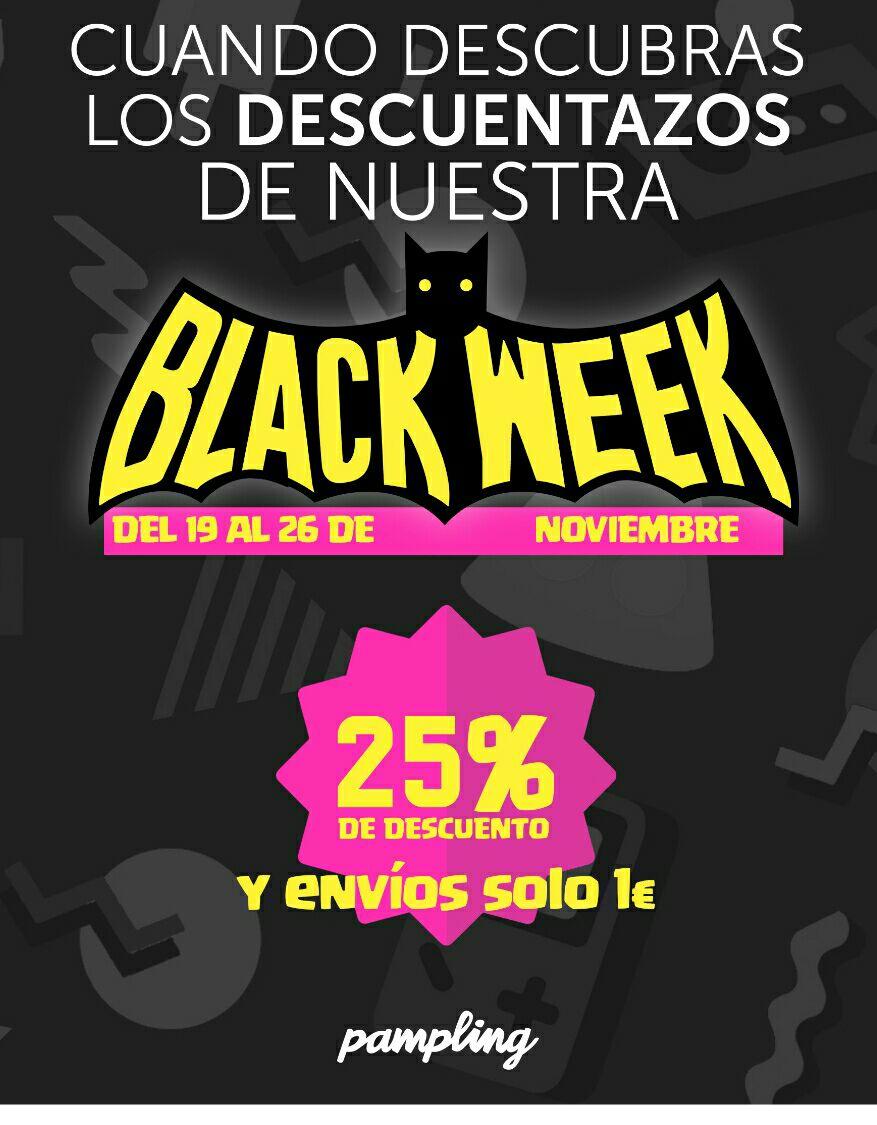 Black Friday PAMPLING!!!