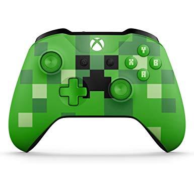 Mando Xbox One Creeper Edition (Xbox One y PC)