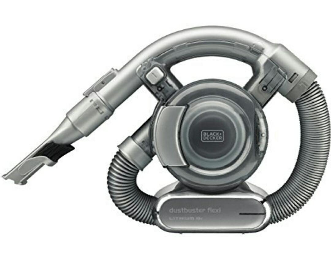 Aspirador ciclónico portátil Black+Decker PD-1820-L