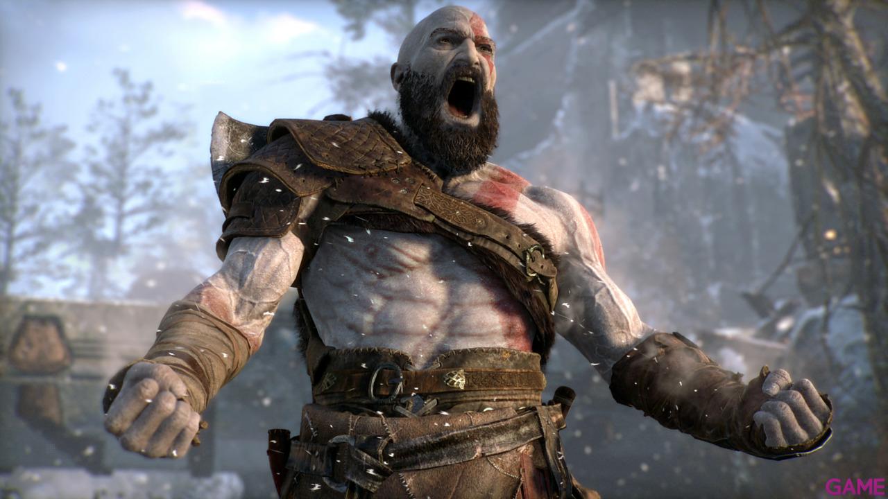 God of War a 29,95 € en la web de GAME