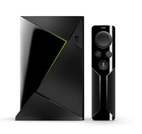 Nvidia Shield TV - Android TV Gaming (resolución 4K HDR, Memoria Interna de 16 GB, 3 GB de RAM, Android 7.0)