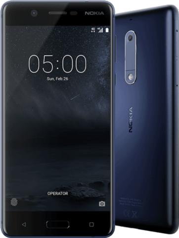 """Nokia 5 + funda [5.2"""", 2 GB RAM, 16 GB, 13 mpx]"""
