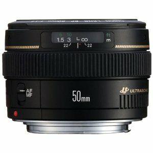 {EL REY DE LOS OBJETIVOS} Canon 50mm f1.4