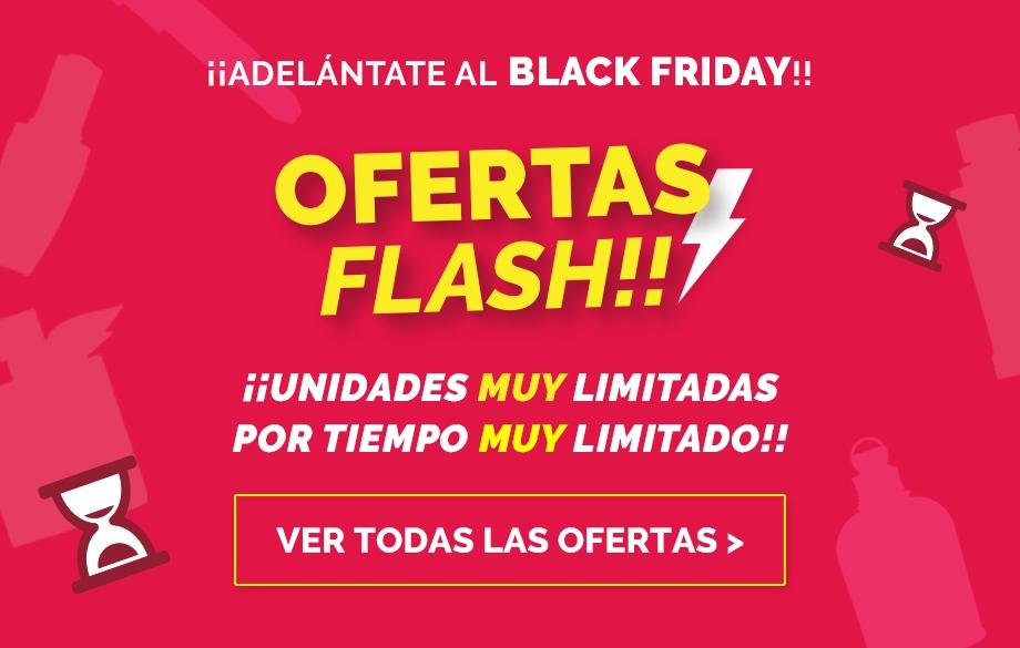 Ofertas Flash PacoPerfumerías