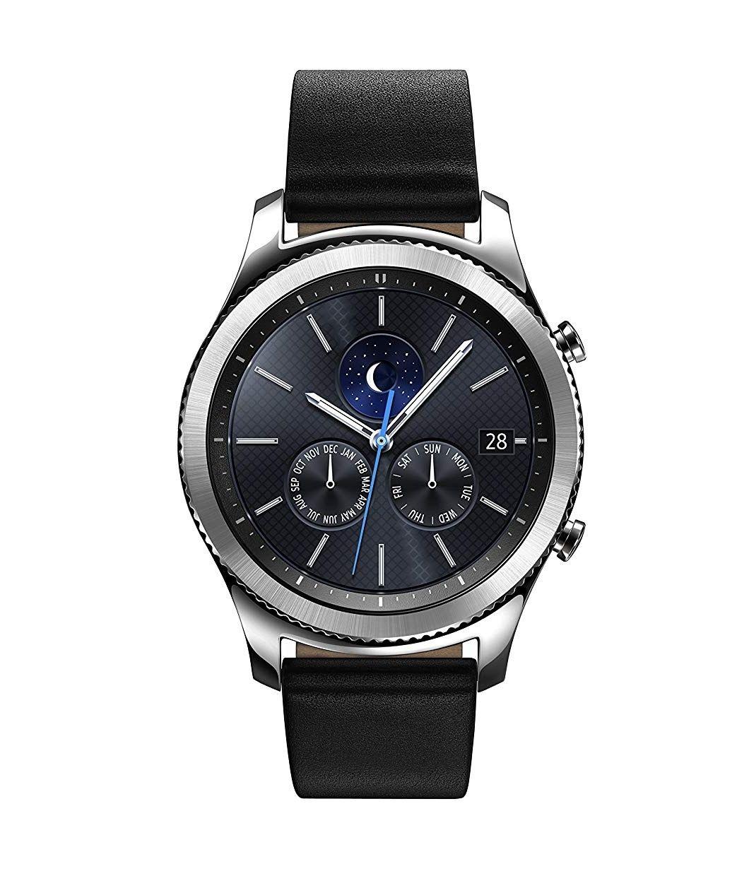 Samsung gear s3 Classic, REACONDICIONADO (COMO NUEVO)