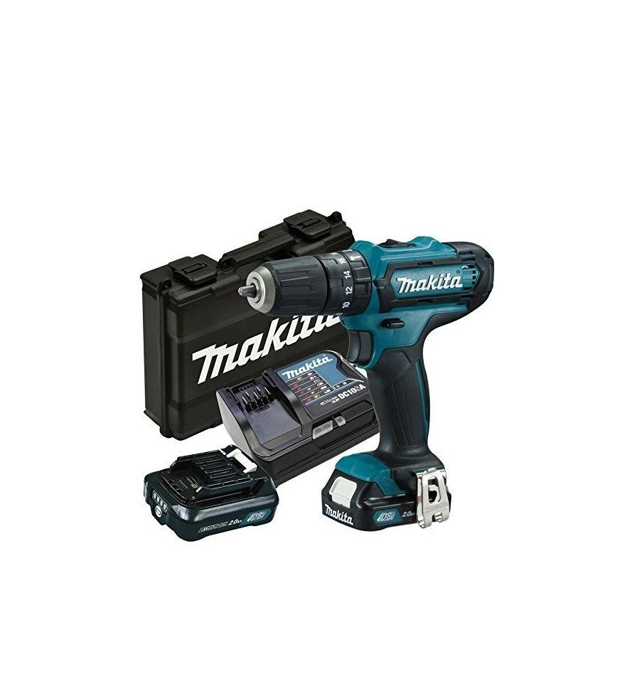 Makita hp331dsax3Taladro-atornillador REACONDICIONADO( COMO NUEVO)