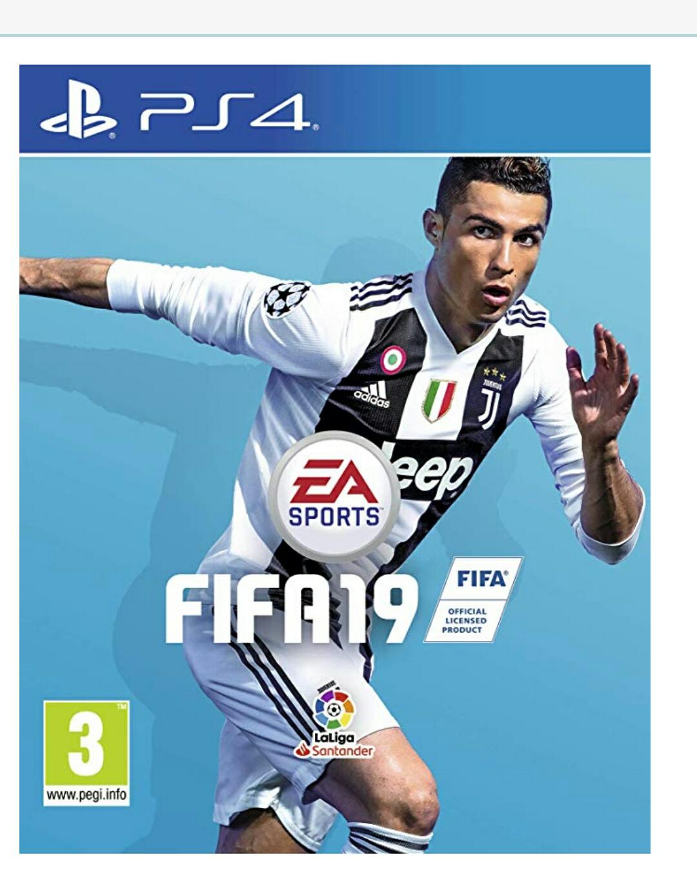 FIFA 19 PS4 Amazon