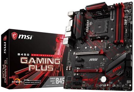 Msi B450 Gaming Plus (SIN M) BlackF de Coolmod