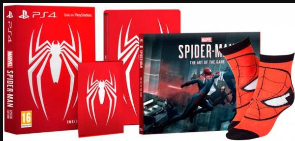 Marvel's Spider-Man + Regalo Calcetines