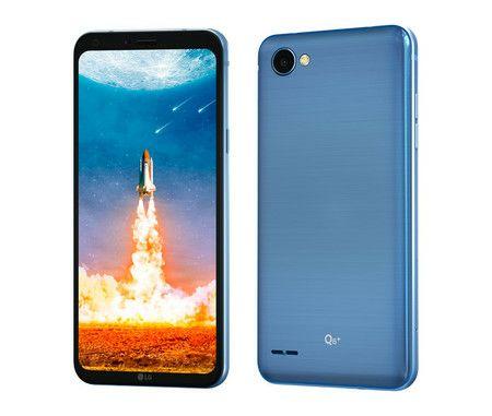 LG Q6 Plus a buen precio