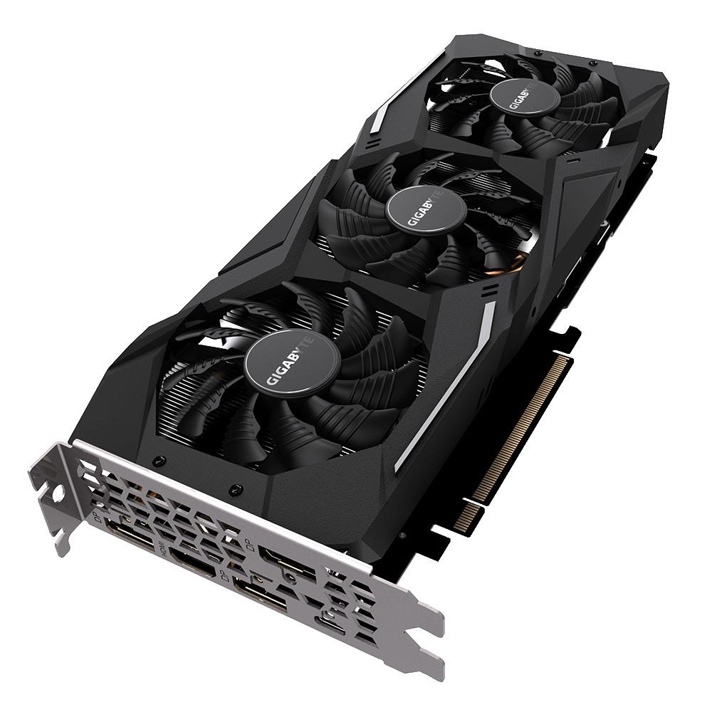Tarjeta Gráfica Geforce RTX 2070 Gigabyte Windforce 8GB GDDR6