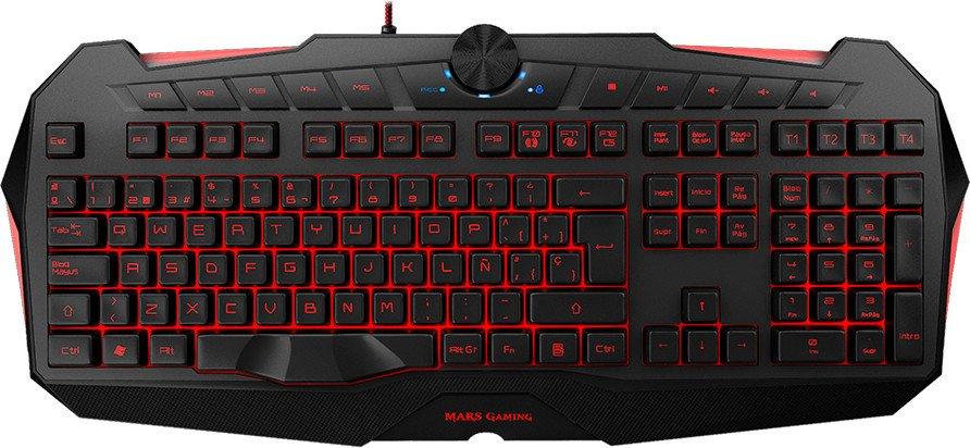 Mars Gaming MK215 - Teclado Gaming