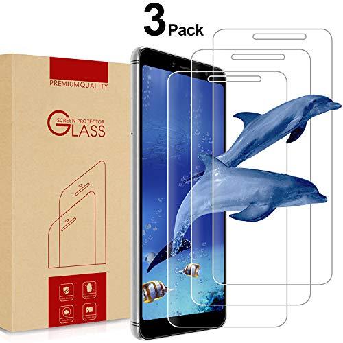 Pack 3 Protectores  de Pantalla Xiaomi Redmi 6