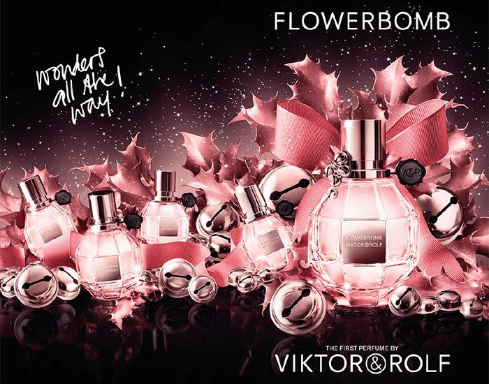 MUESTRAS GRATUITAS DE FLOWER BOMB DE VIKTOR & ROLF