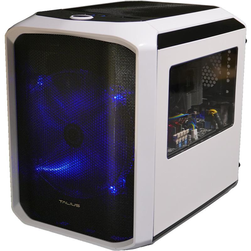CoolPC Black 0 Ryzen 3 2200G / 4GB DDR4 / 120Gb SSD / B450M (2400G por 27€ mas)