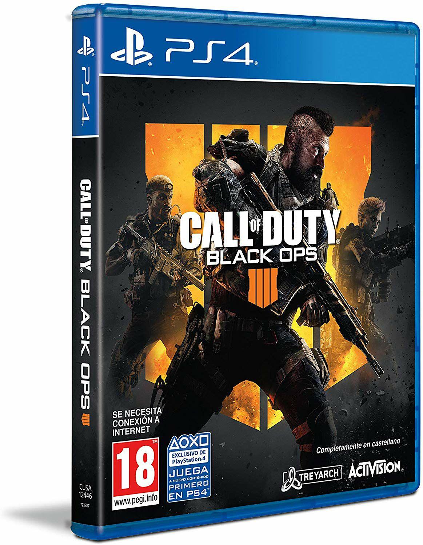 Call of Duty: Black Ops IIII + Tarjeta de visita exclusiva