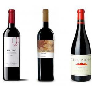 Pack vinos Parker