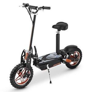 Ciclomotor Patin Electrico 1000W