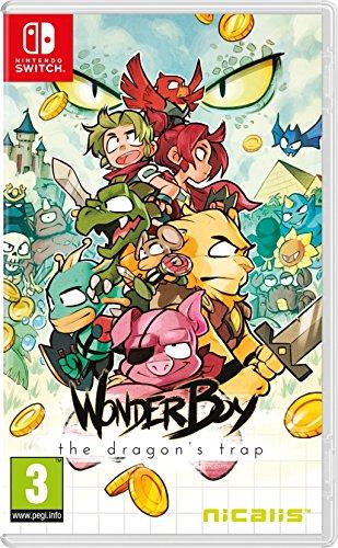 Wonder Boy - The Dragon's Trap ( Nintendo Switch)