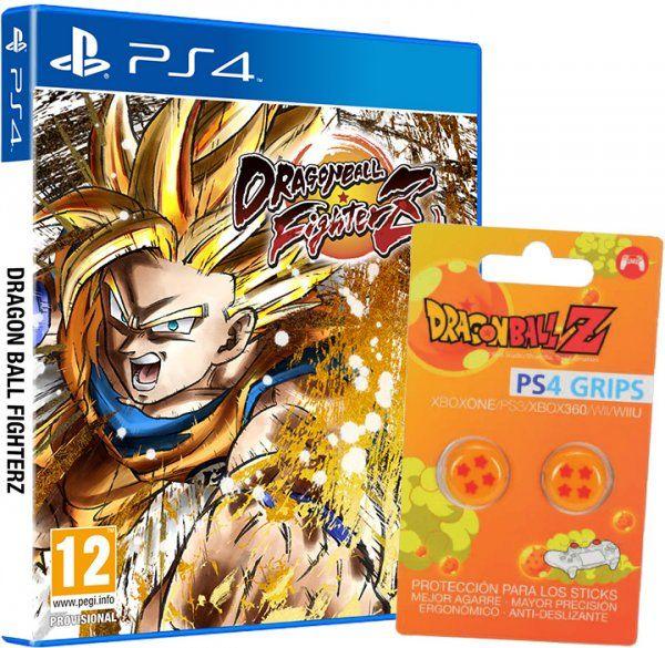 Dragon Ball FighterZ + Regalo Grips para PS4 y XONE