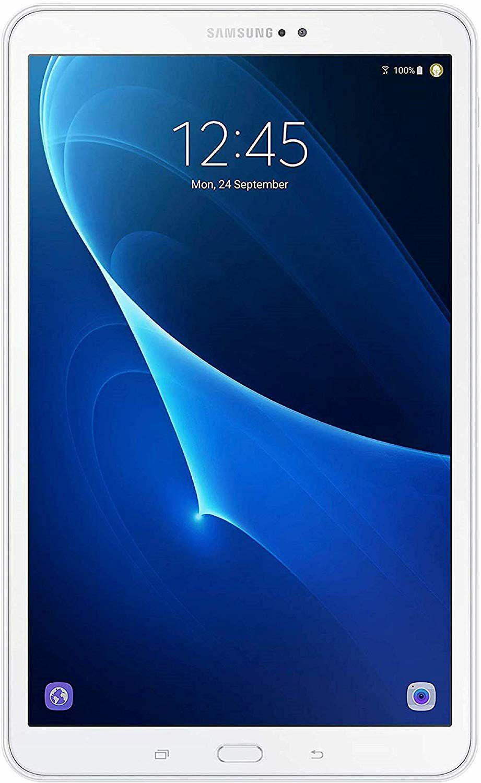 """Samsung Galaxy Tab A SM-T280 - Tablet de 7"""" HD (WiFi, Procesador Quad-Core, 1.5 GB RAM, 8 GB almacenamiento, Android 5.1); Blanco"""