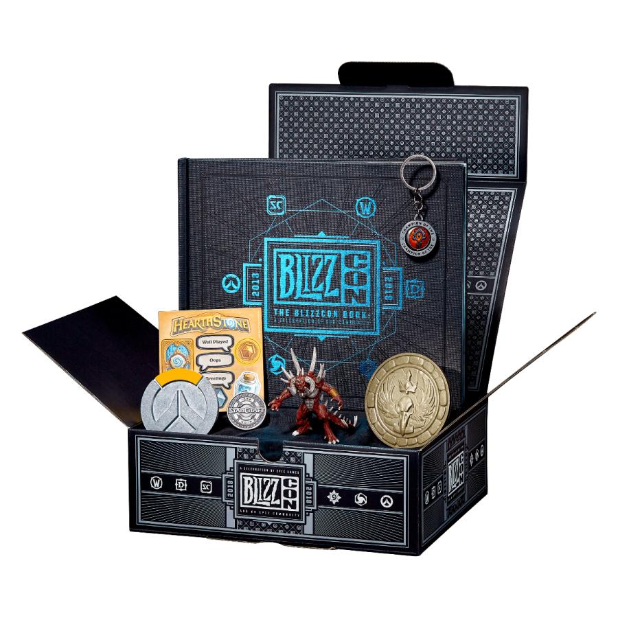 BlizzCon 2018 Goody Bag