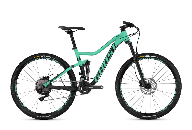 Bicicleta GHOST LANAO. Modelo mujer