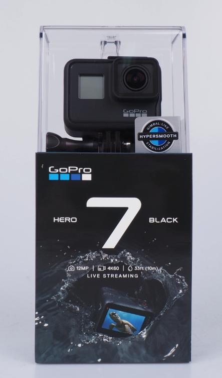 Go Pro Hero Black 7
