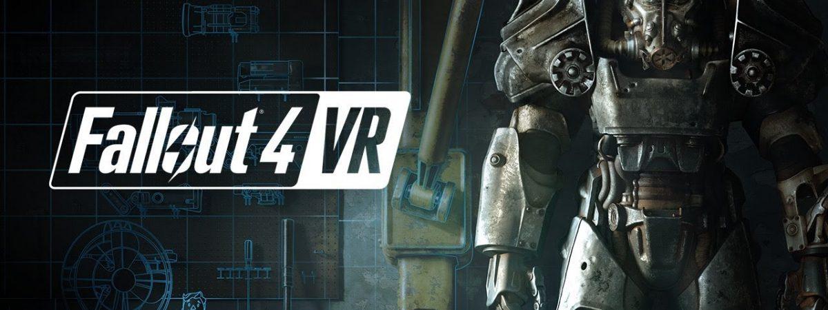 Fallout 4 VR gratis con una suscripcion de 22,99€ a Viveport (y a lo mejor algo mas)