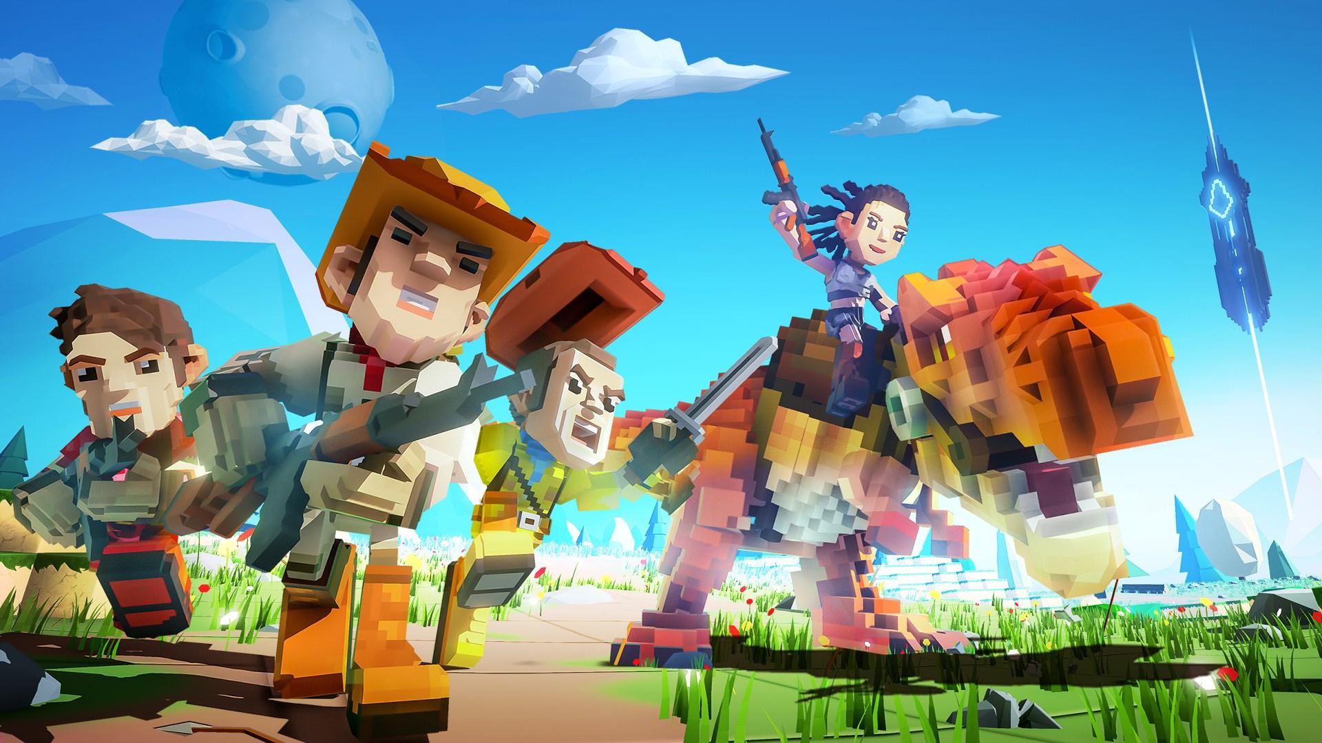 PixARK (Game Preview) Totalmente gratis para Xbox