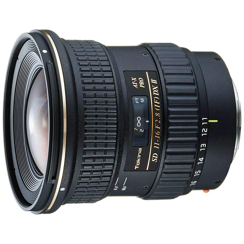 Objetivo gran angular Tokina para Canon (sensores aps-c)