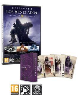 Destiny 2 Renegados - Edición Legendaria