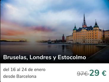 Viajes de Airhopping por menos de 30€ SOLO HOY!!