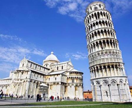 Vuelos a Pisa desde sólo 5€ por trayecto