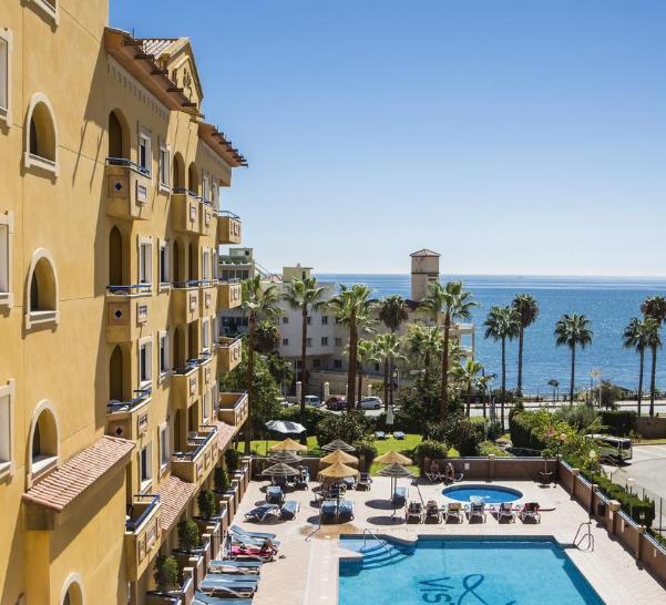 Fin de semana Costa del Sol 21€/p= 2 noches en hotel 4*