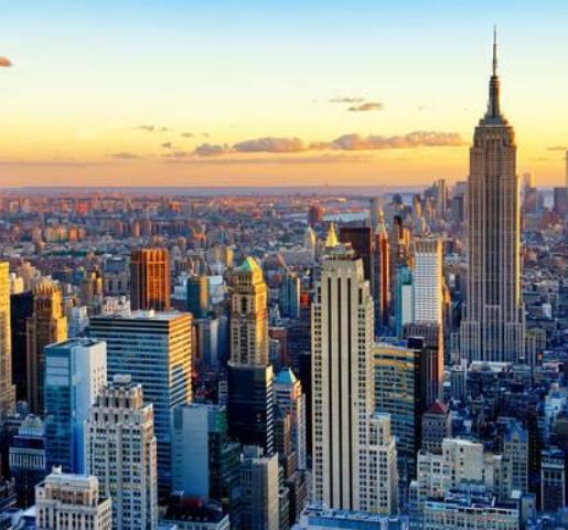 Nueva York 563€/p = 5 noches en hotel 4* en Manhattan + vuelos de ida y vuelta