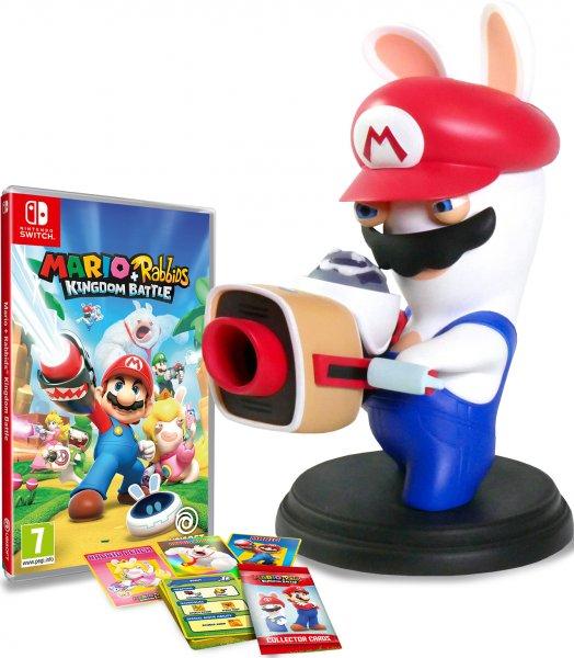 Mario+Rabbids Kingdom Battle Edición Coleccionista