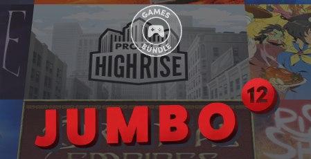 Nuevo humblebundle jumbo Bundle