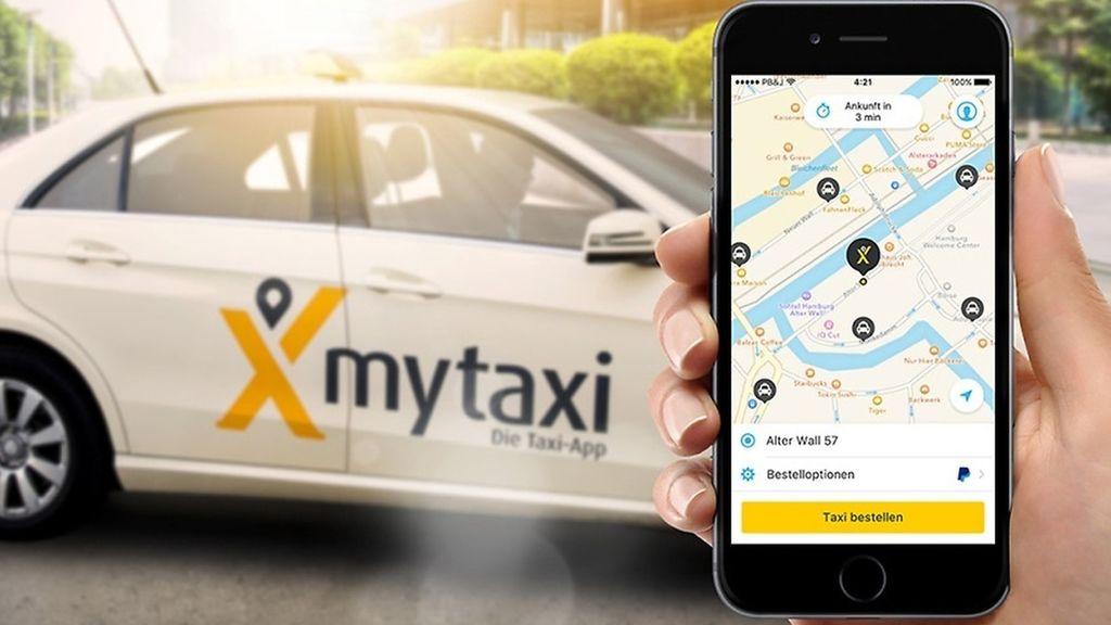 Viaje de hasta 20€ gratis en MyTaxi