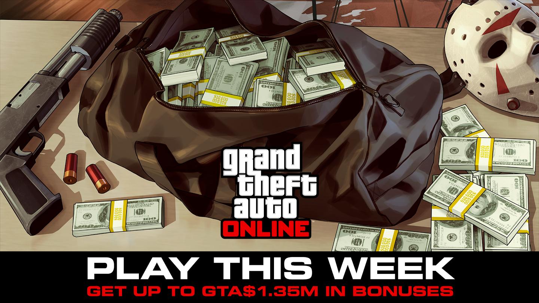 Hasta 1,35$ millones Gratis para el GTA V