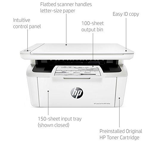 Impresora láser multifuncion HP Laserjet Pro M28a