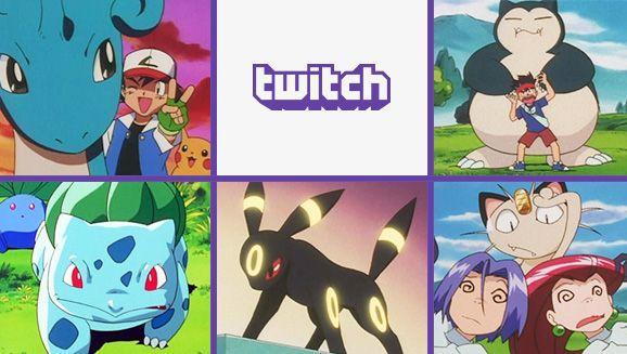 Maratón Pokémon GRATIS en Twitch desde el 22 de Noviembre