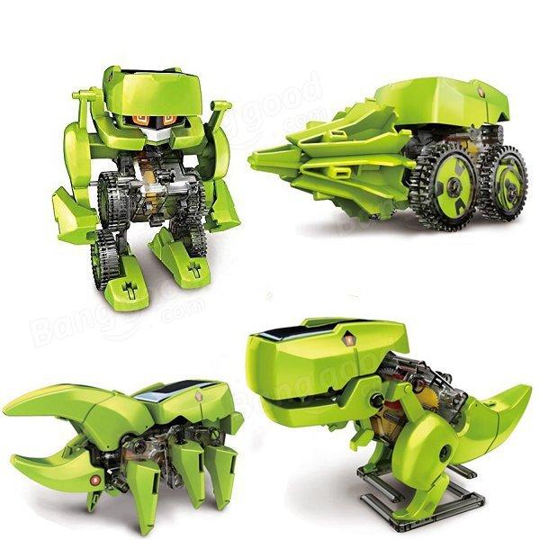 T4 Robot solar