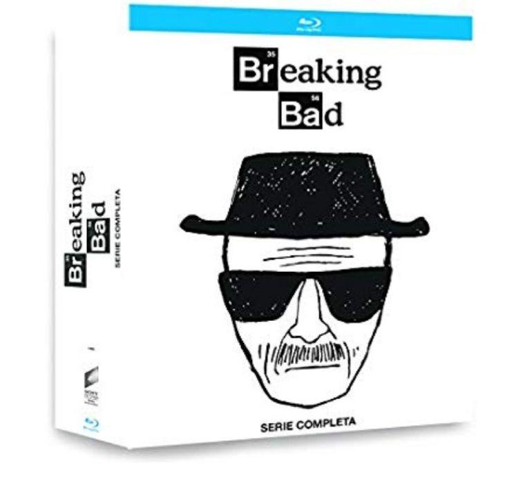 Breaking bad (5 temporadas)