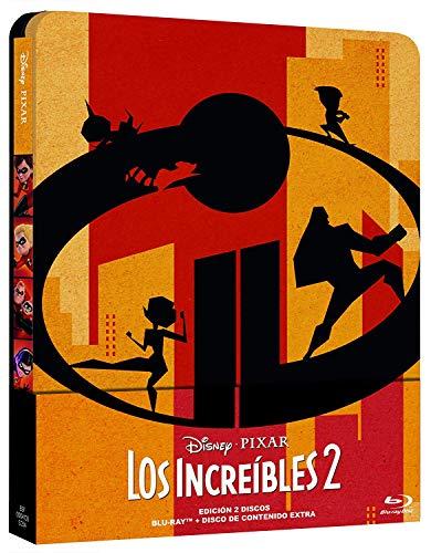 Steelbook de Los Increíbles 2 (Blu-ray)