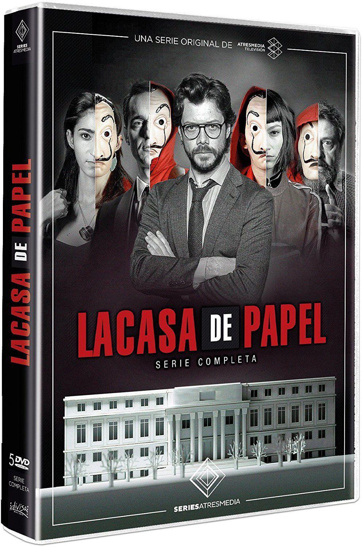 La casa de papel - Primera temporada completa DVD